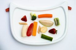 fruit and vege for BLW